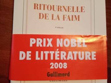 Vente: Ritournelle de la faim - J.M.G. Le Clézio - Gallimard