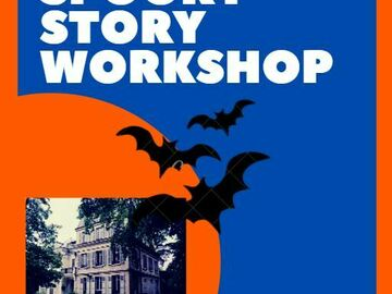 Apprendre: Spooky Story Writing Workshop for 7-12 year olds!