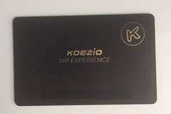 Vente: Carte cadeau koezio (29€)