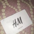 Vente: Carte avoir H&M (14,99€)