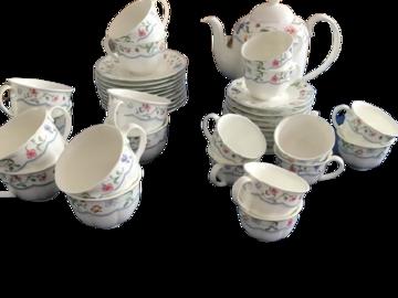 Vente: Services à thé et cade