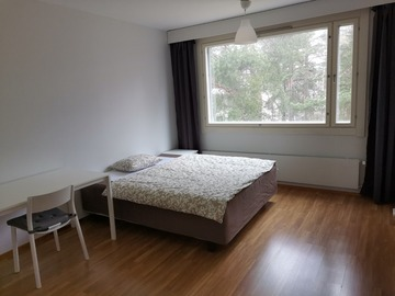 Renting out: Renting out a fully furnished room