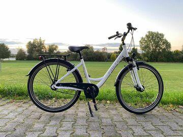 """Verkaufen: Falter C 4.0 city bike 26"""" 7 Gang neuwertig"""