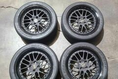 Selling: Forged CCW Classic 3 piece wheels