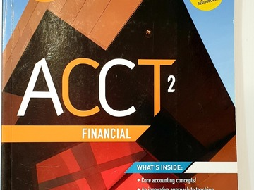 Selling: ACCT2 Financial