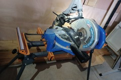 For Rent: Ozito Mitre Saw and stand