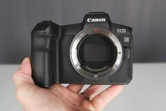 For Rent: Canon EOS R - Body Only