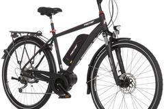 Verkaufen: FISCHER Fahrräder E-Bike »ETH 1920«, 10 Gang, Shimano