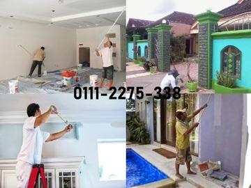 Services: tukang cat rumah 01112275338 wangsa maju