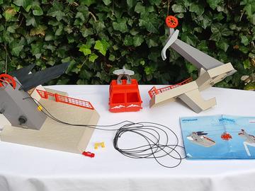 À vendre: Téléphérique jouet Playmobil n°5426 avec manuel d'instruction