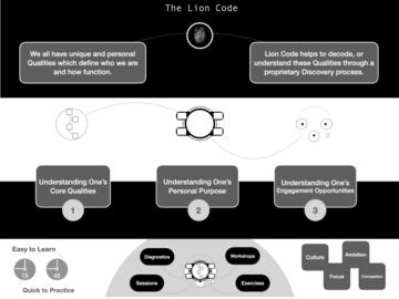 per person: The Lion Code - Team Build Workshop