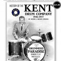 """Selling with online payment: Book: History of the Kent Drum Company 1946-1977 by """"Mouse"""""""