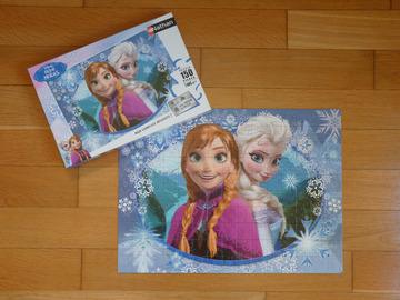 Vente: Puzzle 150 pièces Reine des Neiges parfait état 6 ans