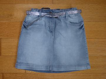 Selling: Jupe en jeans Tape à l'oeil 8 ans TBE