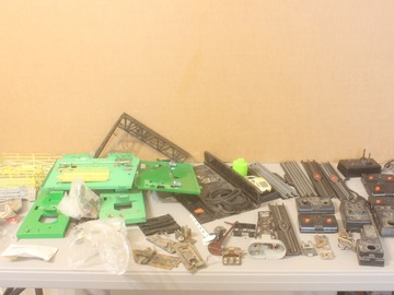 Selling with online payment: Lionel O gauge parts lot, Lot TK-1