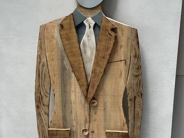 Vente au détail: sculpture en bois
