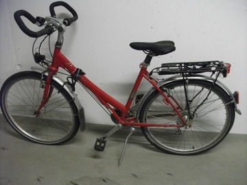 Verkaufen: Damen-Alu-City-Rad