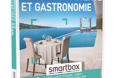 """Vente: Coffret Smartbox """"Week-end détente & gastronomie"""" (279,90€)"""