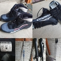 Selling: Karhu cross country skis + boots size 36 + sticks 130cm