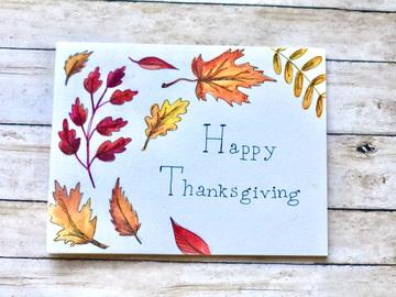 per person: Seasonal Card Making