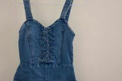 Selling without online payment: Blue Dress :)