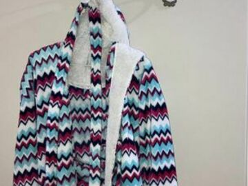 Selling without online payment: Colourful House Robe :)