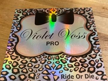 Venta: Paleta Violet Voss Pro. Ride or die