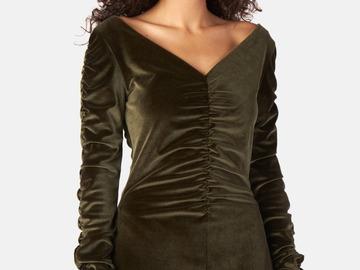 Selling: BRAND NEW Virgina dress in Olive