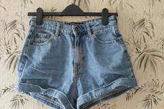 Selling without online payment: Bershka Denim Shorts