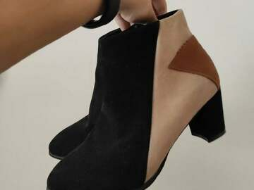 Selling without online payment: Ankle Booties