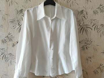 Selling without online payment: Miss Selfridge White shirt