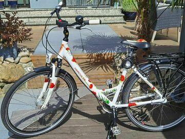 Verkaufen: Damenrad Herkules Style 7 Tiefeneinsteiger