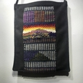 """Selling with online payment: Pendleton Shoulder Bag with Hand Woven Applique 9"""" x 11"""""""