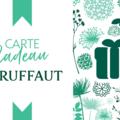 Vente: E-Carte cadeau TRUFFAUT (80€)