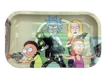 Post Now: RICK N MORTY #1 MEDIUM Rolling Tray