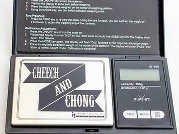 Post Now: Cheech & Chong CHCG-100 scale