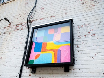 Selling: Canvas Art by Brad Hayes