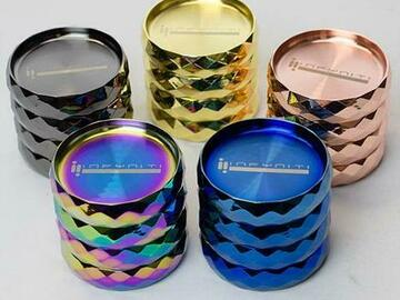 Post Now: Infyniti 4 parts metal herb grinder 7506