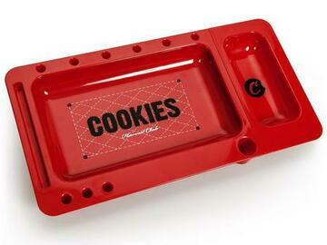 Post Now: Cookies SF Custom Rolling Tray 2.0 (Red)