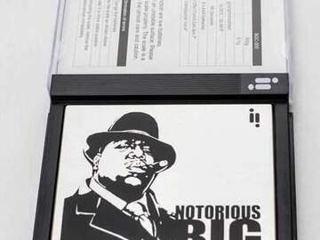 Post Now: Notorious big BGCO 100 scale