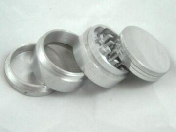 """Post Now: Mini 4 piece 1"""" Aluminum Grinder"""