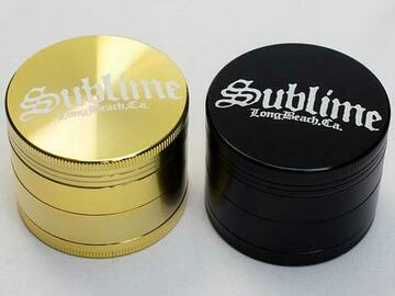 Post Now: Sublime 4 parts Metal Grinders by Infyniti