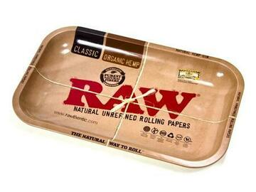 Post Now: RAW Small Rolling Tray