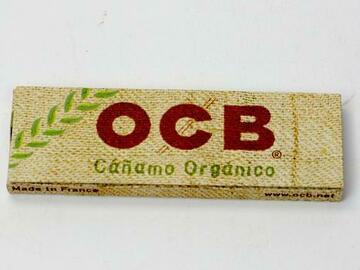 Post Now: OCB Organic Hemp 1 1/4 - Pack of 2