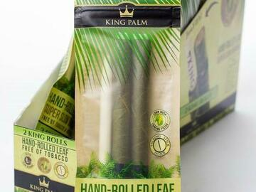 Post Now: King Palm Hand-Rolled Leaf