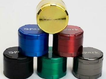 Post Now: Spark-4 Parts herb grinder