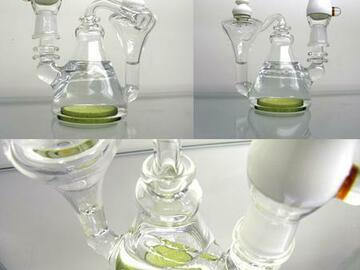 Post Now: CL1 Custom White With Retti Disc Recycler