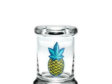 Post Now: X-SMALL POP-TOP - PINEAPPLE