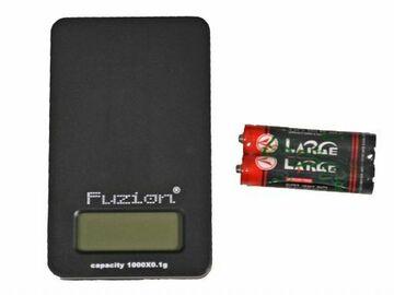 Post Now: Fuzion Digital Pocket Scale