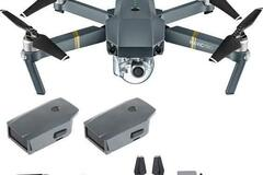 For Rent: DJI Mavic Pro 4K Quadcopter with Remote Controller, 2 Batteries